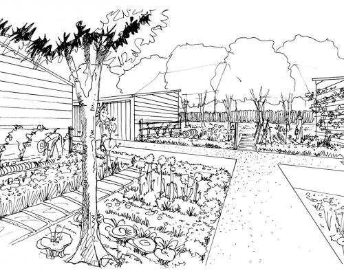 Les jardins participatifs