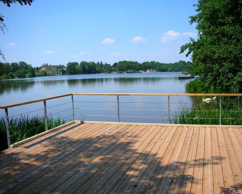 Les terrasses sur l'eau