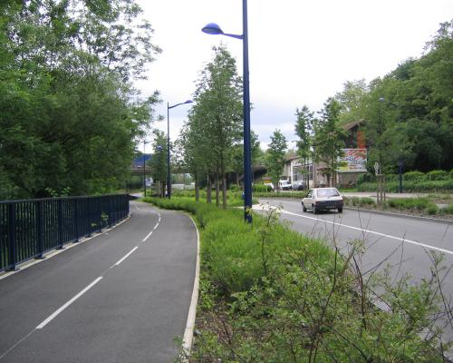 Rue côté Danjoutin