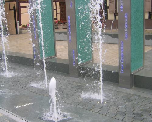 Fontaine des métiers