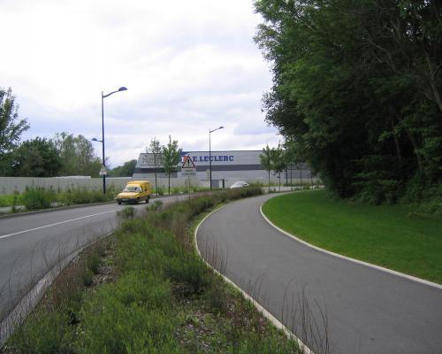 Rue côté Belfort