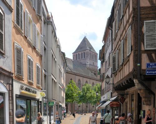 Rue des serruriers